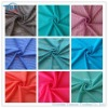 Various Colours Of Nylon Spandex Warp Knitted Elastic Square Mesh Fabric For Dress