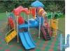 Outdoor Playground Equipment, Safe Children's Outdoor Plastic Slide