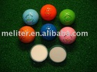 Color 2PC tournament golf ball