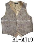 2012 new design fashion mans Waistcoat