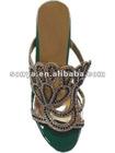 Women Fashion High Heel Slipper