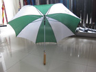 colorful golf umbrella with customized design