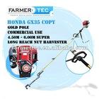 2 Stroke Gasoline Harvesters 35cc Olive Harvesters Gasoline Brush Cutter