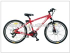 "26"" Aluminum Alloy Eletric Bicycle"