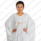 (KJ-WAB6006)Hight qulity Abaya muslim women 100% cotton silk women long fashion dress modest design