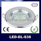 3528 smd 150-180LM Ra>70 led ceiling downlight