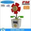 lovely portable flower mini stereo gift speaker