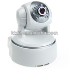 2 YEARS WARRANTY AND HOT SELING INDOOR 300K PIXEL H.264 IP CAMERA WITH AUDIO AND 8-LED NIGHT VISON