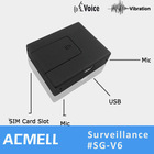 SMS Voice Control mini hidden voice monitor