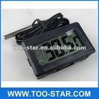 LCD digital thermomether for refrigerator freezer