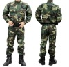 Designed Military Uniform BDU Military Uniform Poly Military Uniform