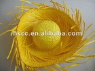 Hot sale Hawaii style cheap straw craft hat