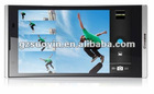 "MTK6577 Dual Core Cotex-A9 1GHz Android 4.0 ICS 5.3"" IPS Screen 960*540pixels 1G RAM 4G ROM 3G Smartphone"