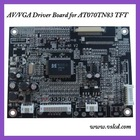 vga input board for 7inch tft lcd