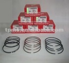Carbon Pistons rings for car