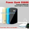 Powerbank D5600 5600MAh