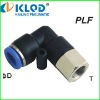 PLF Female elbow pipe fittings
