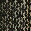 Chenille lace fabric