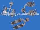 Precision Die Casting Aluminium Radiator