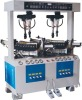 Hydraulic sole attaching machine / shoe making machine