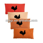 Roosters Linen Lovely Pillow for Home Decor
