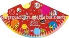party paper hat, Christmas paper hat, festival accessory(LIS-135)
