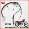 CG: 100 motorcycle main cable