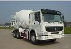 howo 12m3 concrete mixer truck 6x4