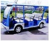 80 km to 120 km long distance travel electrical sight-seeing car with 8 seats