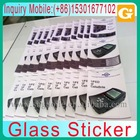 Glass Sticker