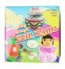 super light bouncy modeling clay set