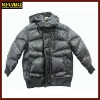 boys down jacket coats ruffle jacket outerwear children coats with hoody