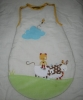 embroider baby sleeping bag