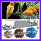 Automatic pet fish feed extruder machine