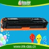 4 color Toner cartridge for hp HP Color LaserJet CM1415fn/CM1415fnw/CP1525N