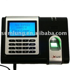 Staff Time Attendance System (1500-User) Standalone Linux Network FingerPrint