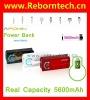 Apokin Portable Power Bank 5600mAh PB002S For iPad Galaxy Tablet PC