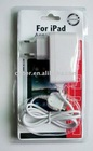 Plastic travel charger for ipad