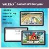Android GPS navigator and tablet PC all in one Andriod4.0 WIFI 3D map