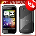 New MTK6573 Android 2.3 WCDMA Unlocked Star A3 Cellphone