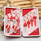 Beauty Nail clipper 8 pcs set