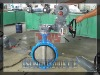 DN50-600 PN2.0MPa Pipe Electric Actuator Butterfly Valve