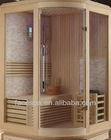 Mini Dry Steam Room with Sauna Stoves