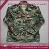 Stock Camouflage military BDU set/stock lot/woodland camouflage BDU uniforms sets/US army uniform