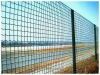 welded fence
