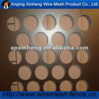 61%punch rate Perforated metal mesh (factory)