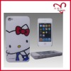 plastic iphone 4/4S case