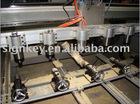 wood handrail engraving machine