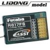 Futaba R617FS 7-Channel 2.4GHz FASST RC Receiver