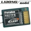 Futaba R617FS 7-Channel 2.4GHz FASST RC Receiver